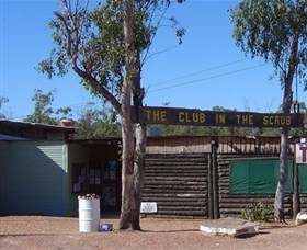 Club in the Scrub - Lightning Ridge Tourism