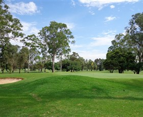 Singleton Golf Club - Lightning Ridge Tourism