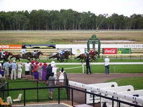 Pinjarra Race Club - Lightning Ridge Tourism
