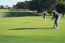 Waikerie Golf Club - Lightning Ridge Tourism