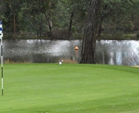 Hepburn Springs Golf Club - Lightning Ridge Tourism