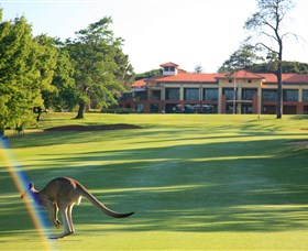 Royal Canberra Golf Club - Lightning Ridge Tourism