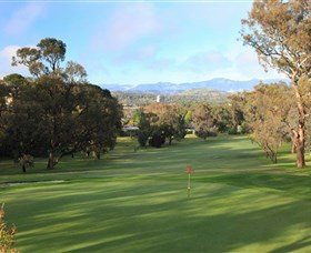 Federal Golf Club - Lightning Ridge Tourism