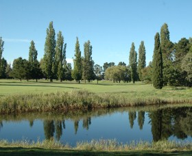 Goulburn Golf Club - Lightning Ridge Tourism