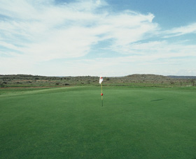 Broken Hill Golf and Country Club - Lightning Ridge Tourism