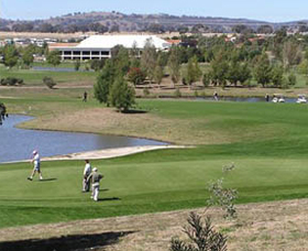 Gungahlin Lakes Golf and Community Club - Lightning Ridge Tourism