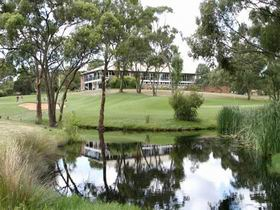 Flagstaff Hill Golf Club and Koppamurra Ridgway Restaurant - Lightning Ridge Tourism