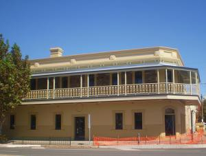 The British Hotel - Lightning Ridge Tourism