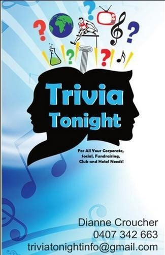 Trivia Tonight - Lightning Ridge Tourism