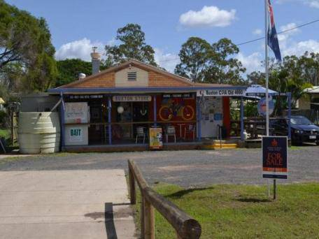 Buxton General Store - Lightning Ridge Tourism