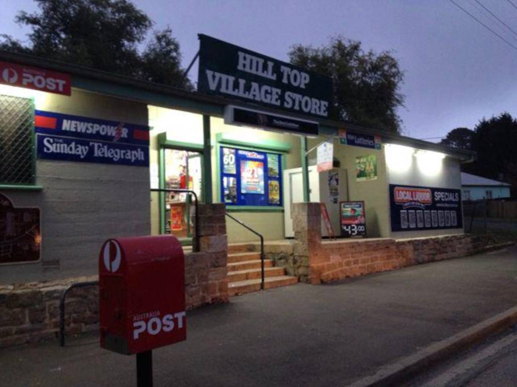 Hill Top Village Store - Lightning Ridge Tourism