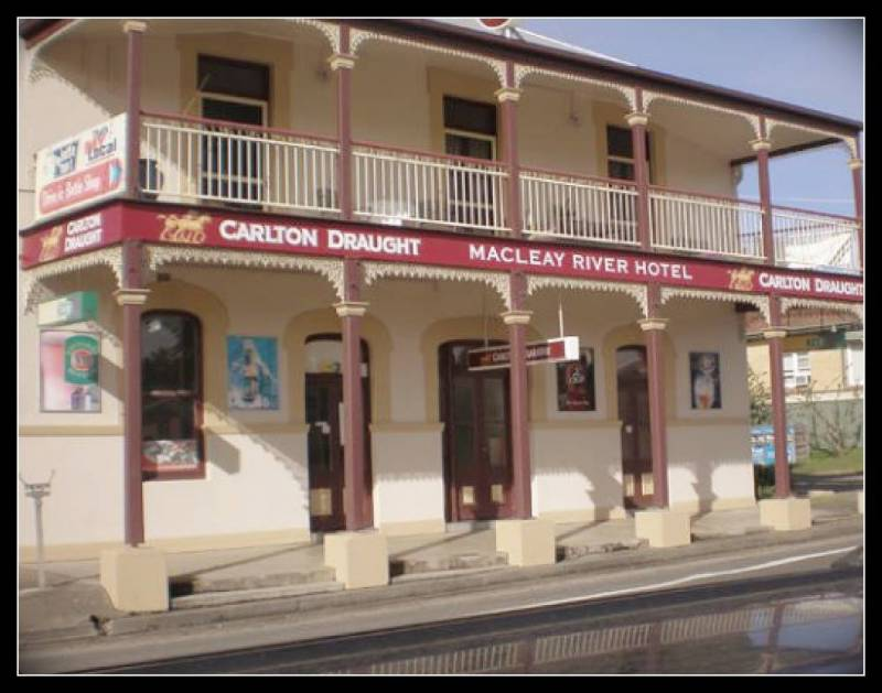 Macleay River Hotel - Lightning Ridge Tourism