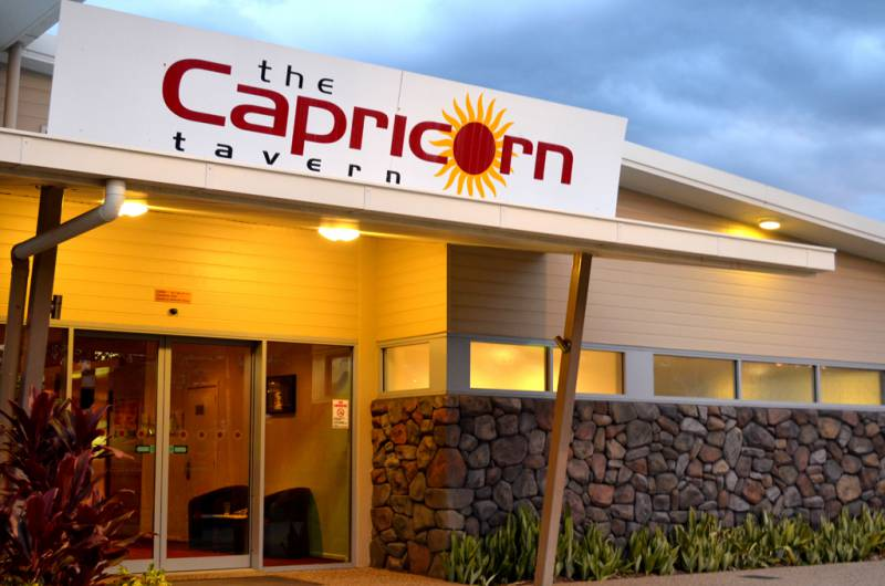 Capricorn Tavern - Lightning Ridge Tourism