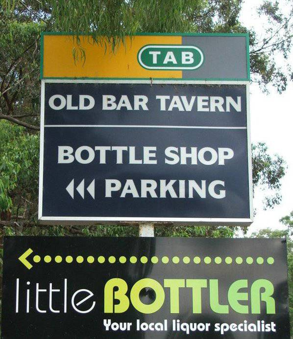 Old Bar Tavern - Lightning Ridge Tourism
