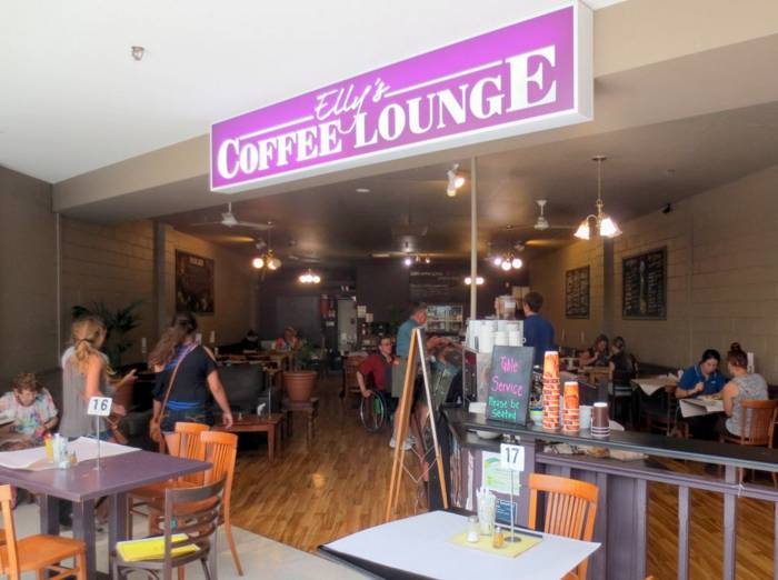 Ellys Coffee Lounge - Lightning Ridge Tourism