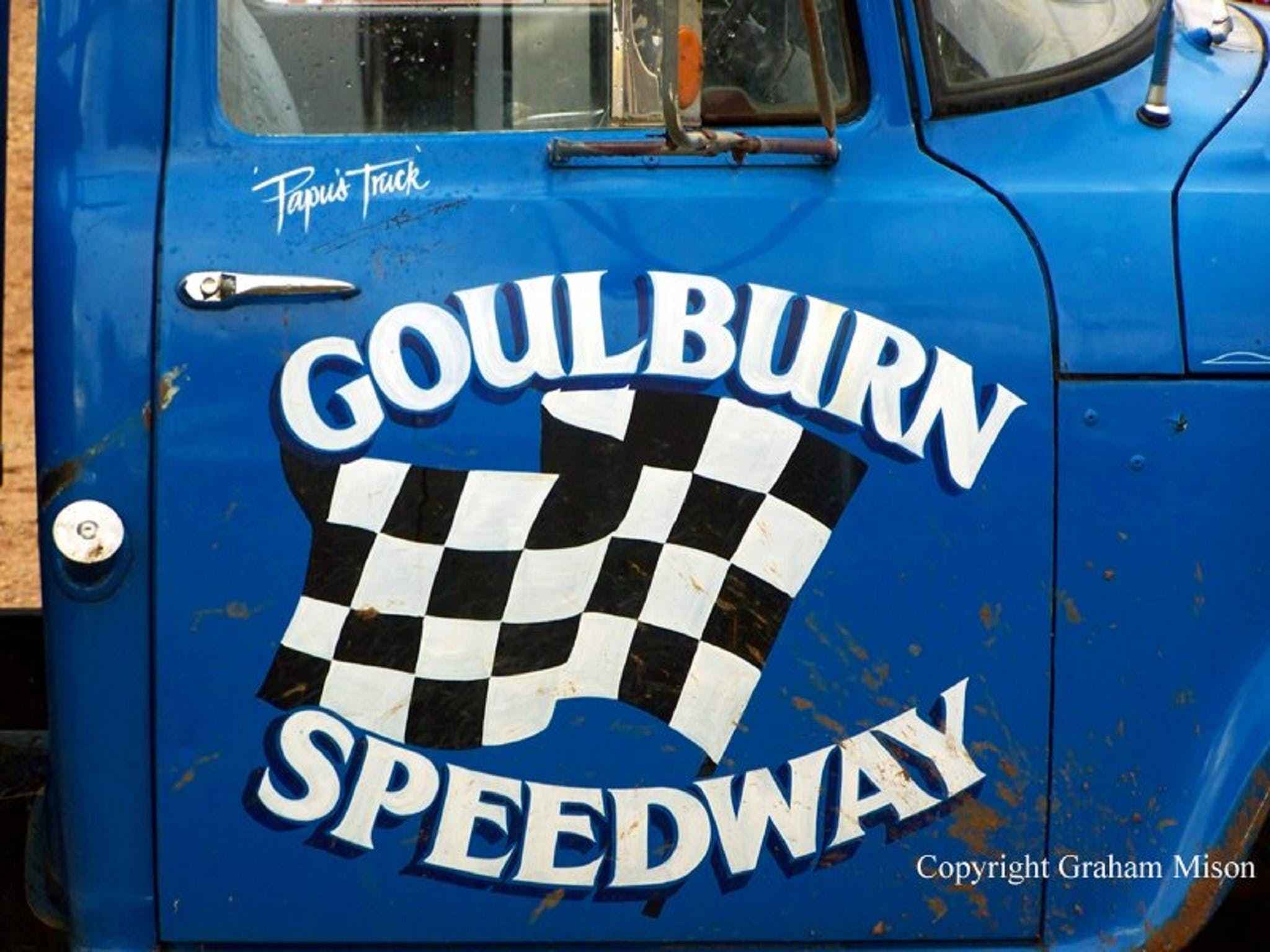 50 years of racing at Goulburn Speedway - Lightning Ridge Tourism
