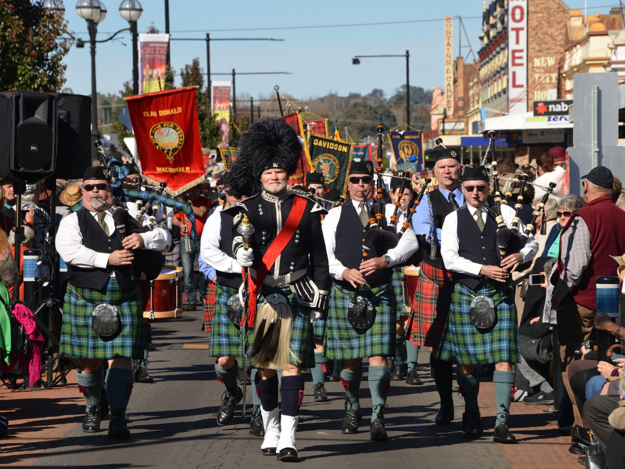 Australian Celtic Festival - Lightning Ridge Tourism