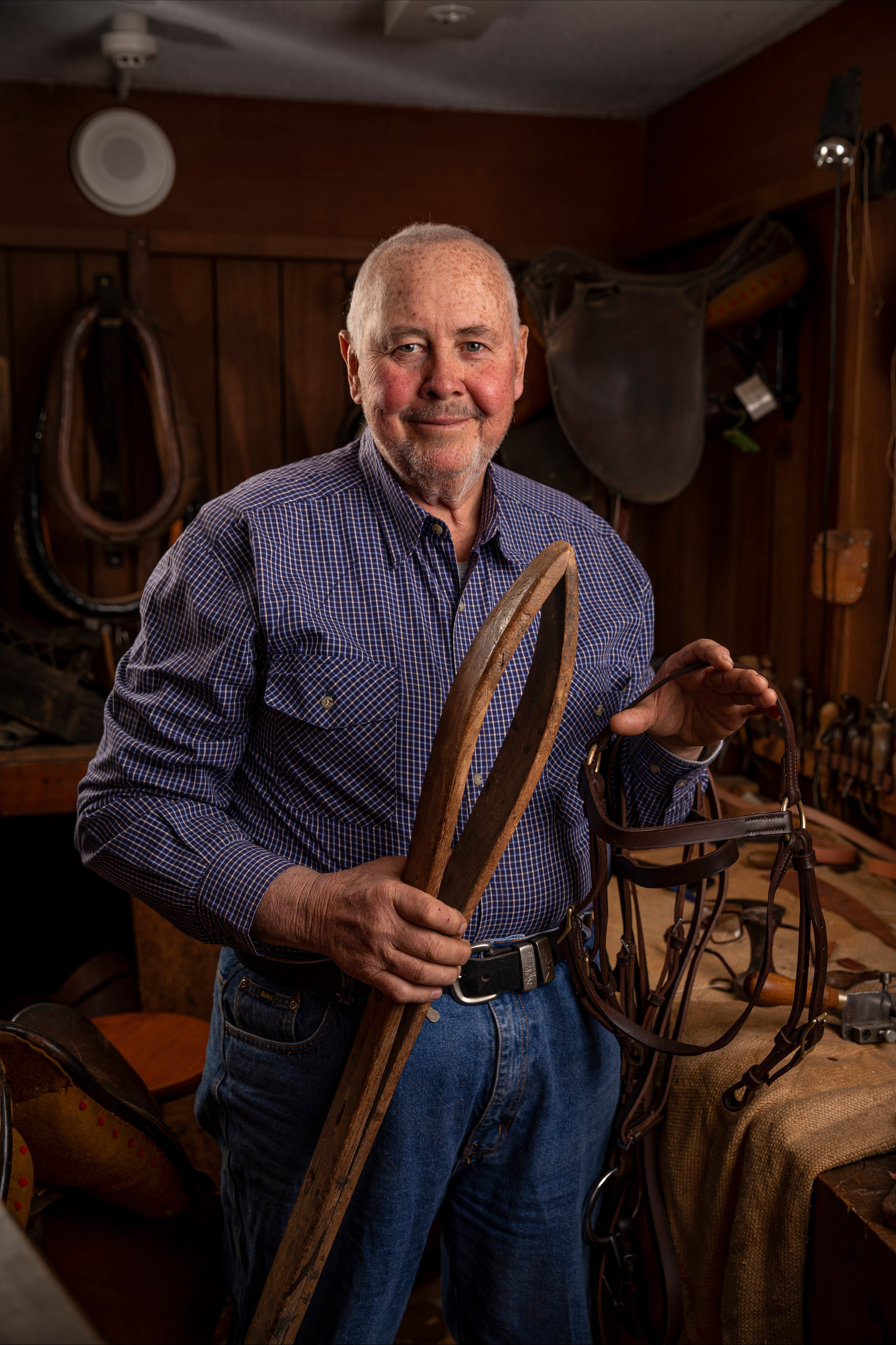 Bridle Making Workshop - Lightning Ridge Tourism