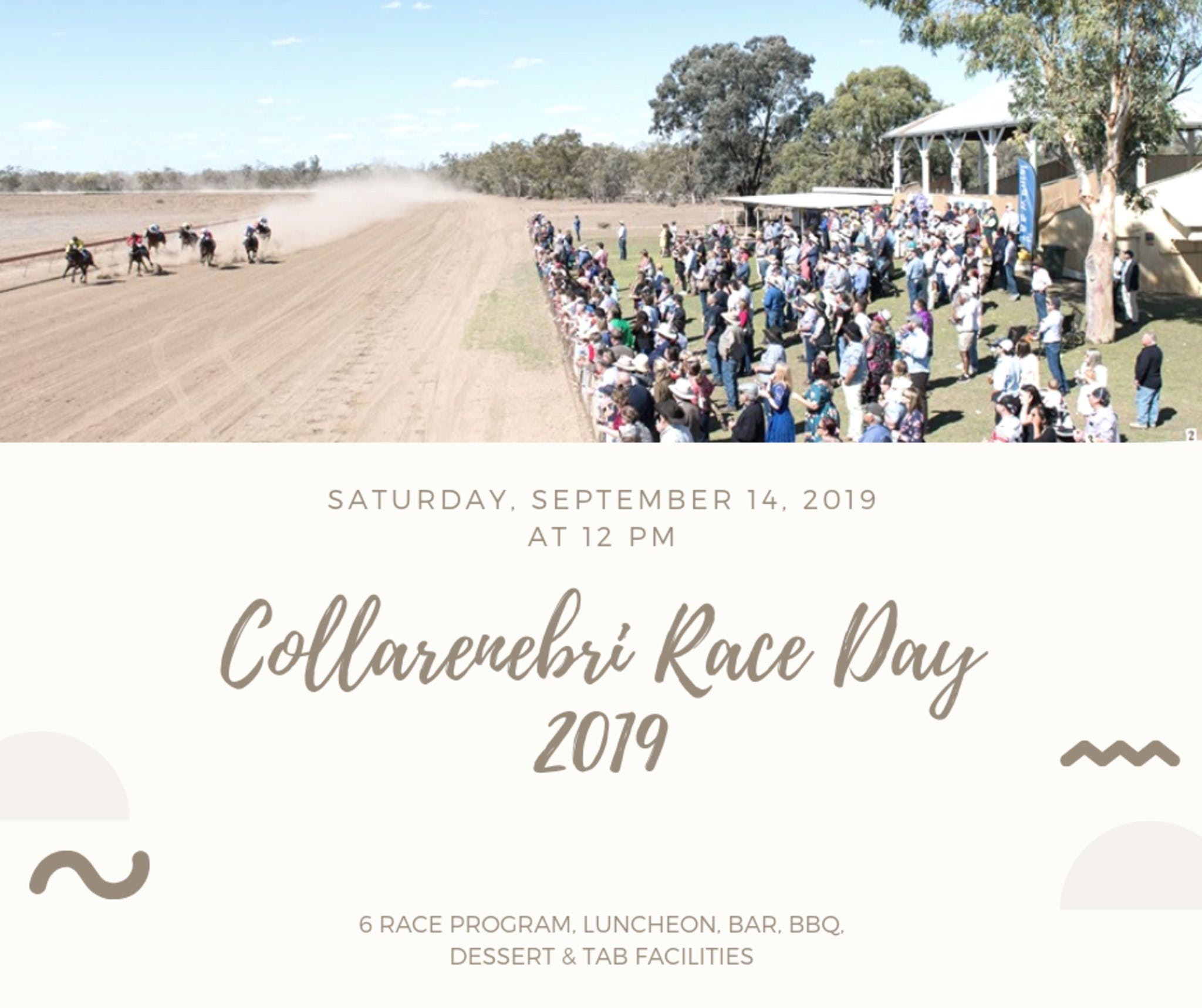 Collarenebri Races - Lightning Ridge Tourism