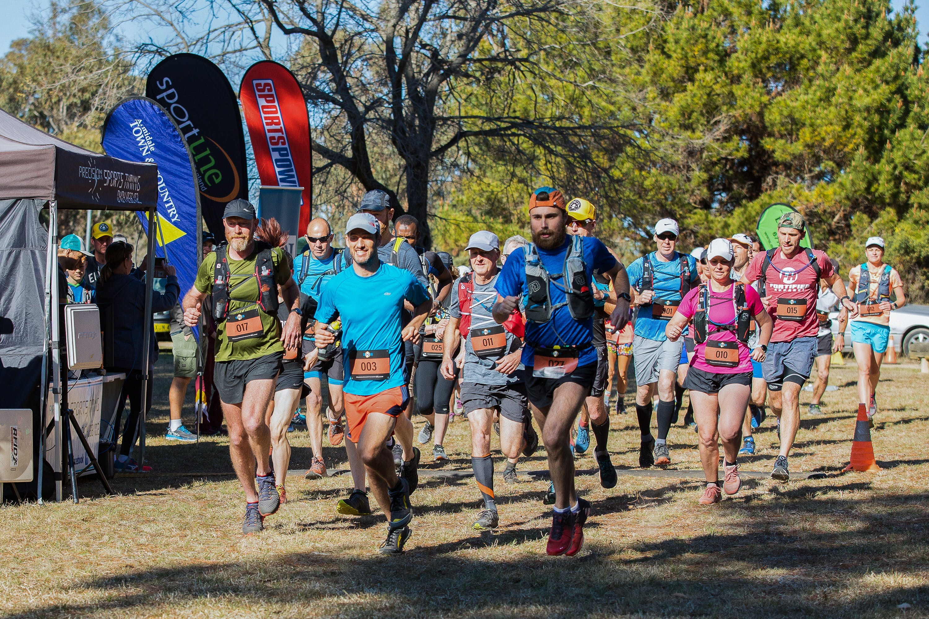 Duval Dam Buster Trail Run - Lightning Ridge Tourism
