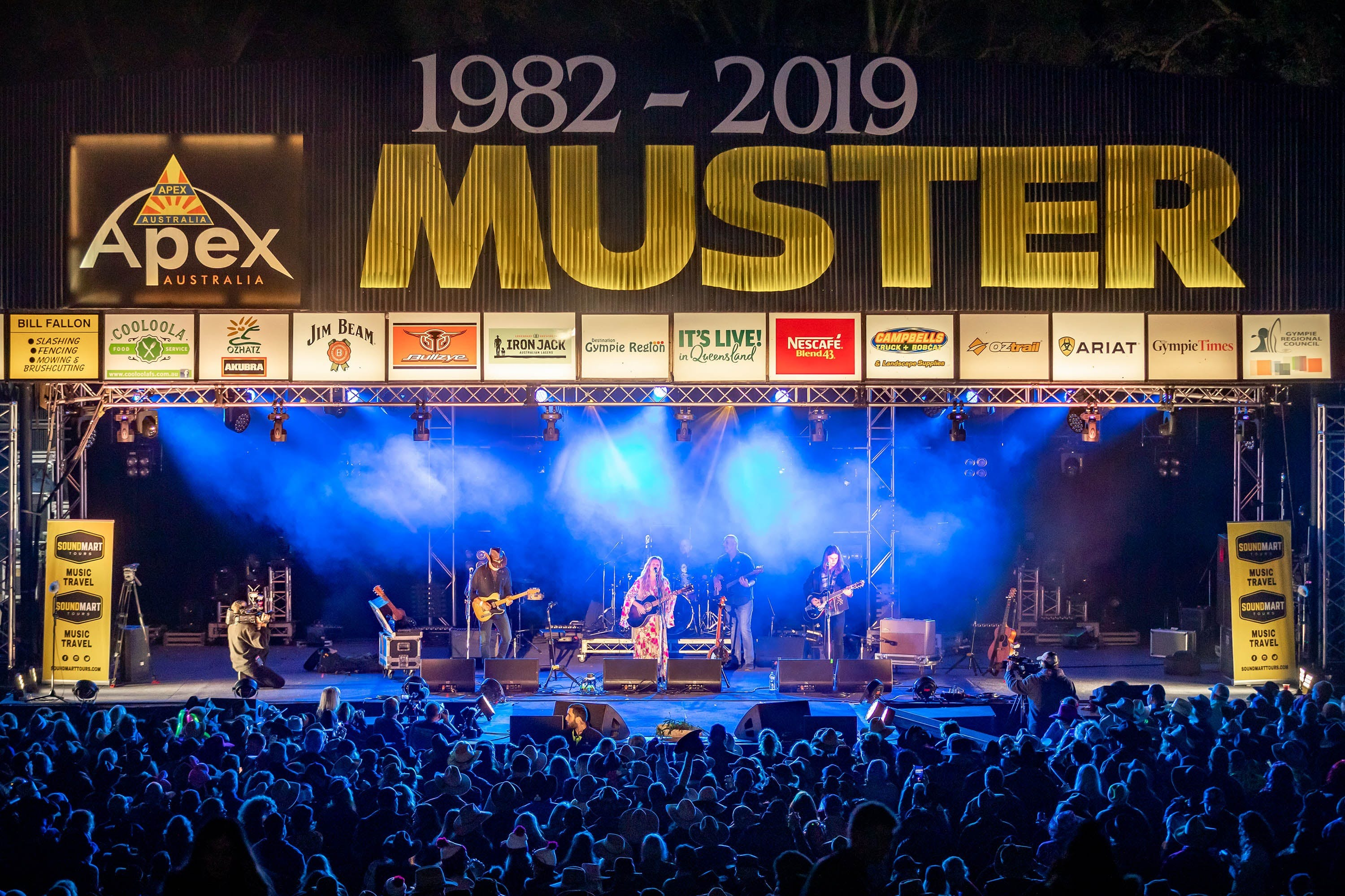 Gympie Music Muster - Lightning Ridge Tourism