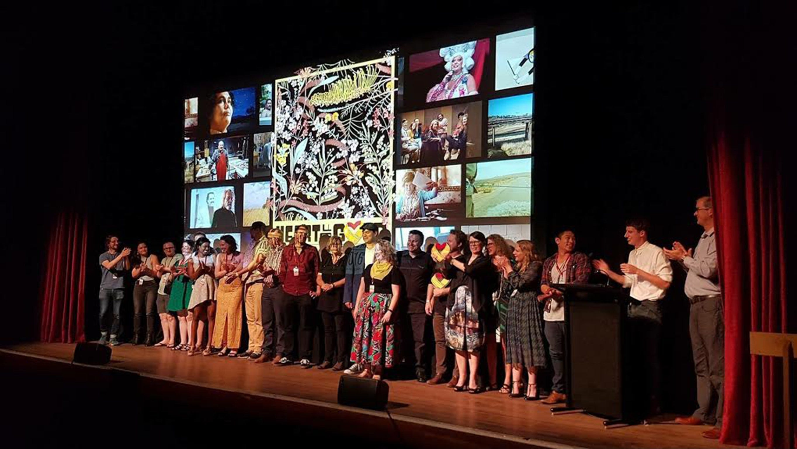 Heart of Gold International Short Film Festival - Lightning Ridge Tourism