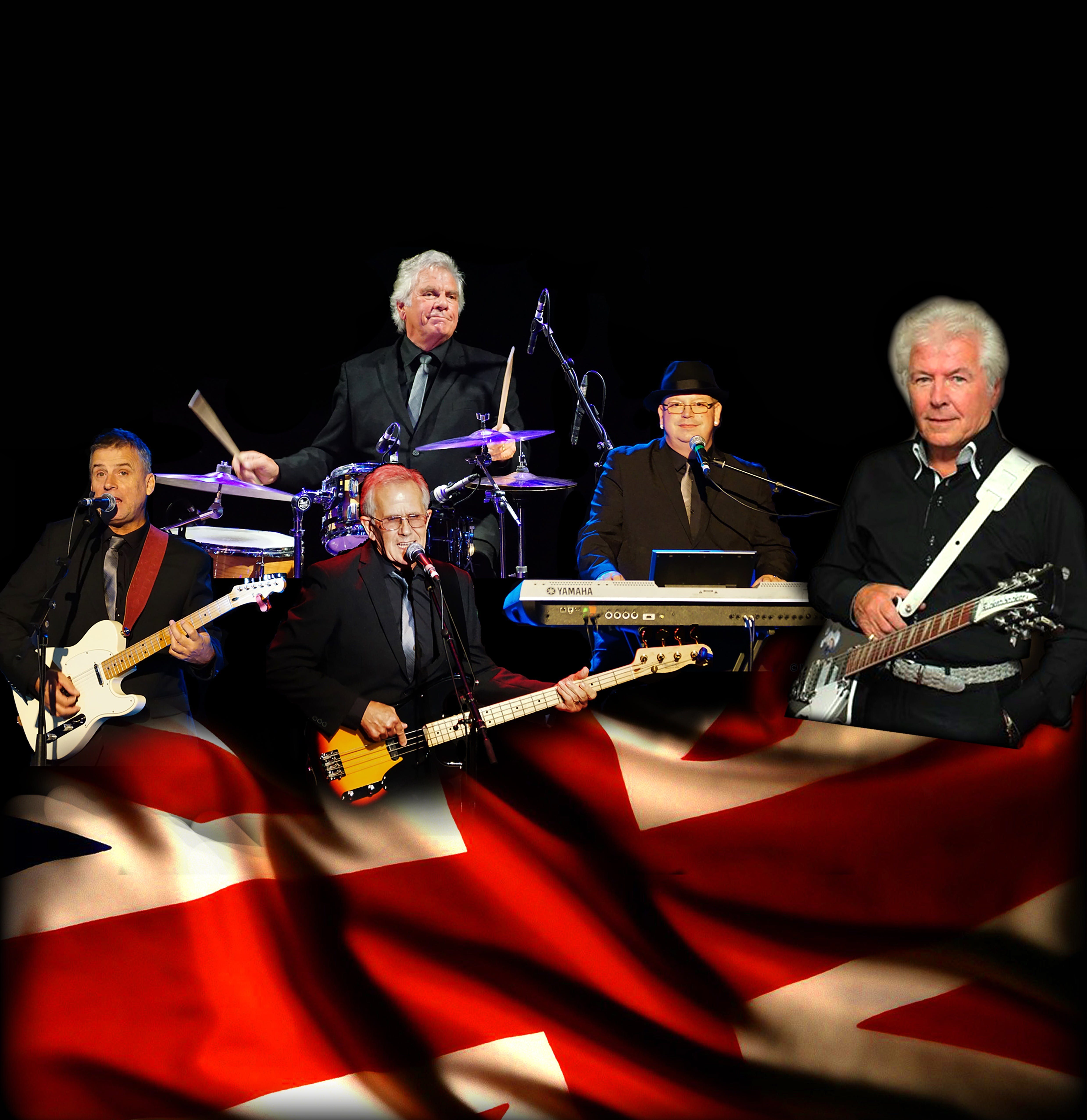 Herman's Hermits with Special Guest Mike Pender - The Six O'Clock Hop - Lightning Ridge Tourism