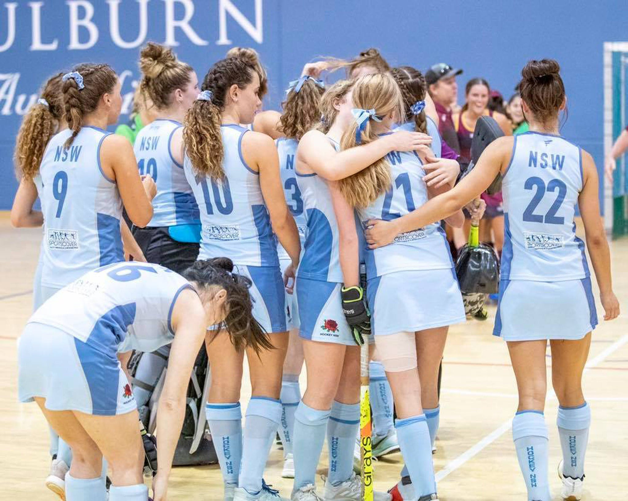 Hockey NSW Indoor State Championship  Under 18 Girls - Lightning Ridge Tourism