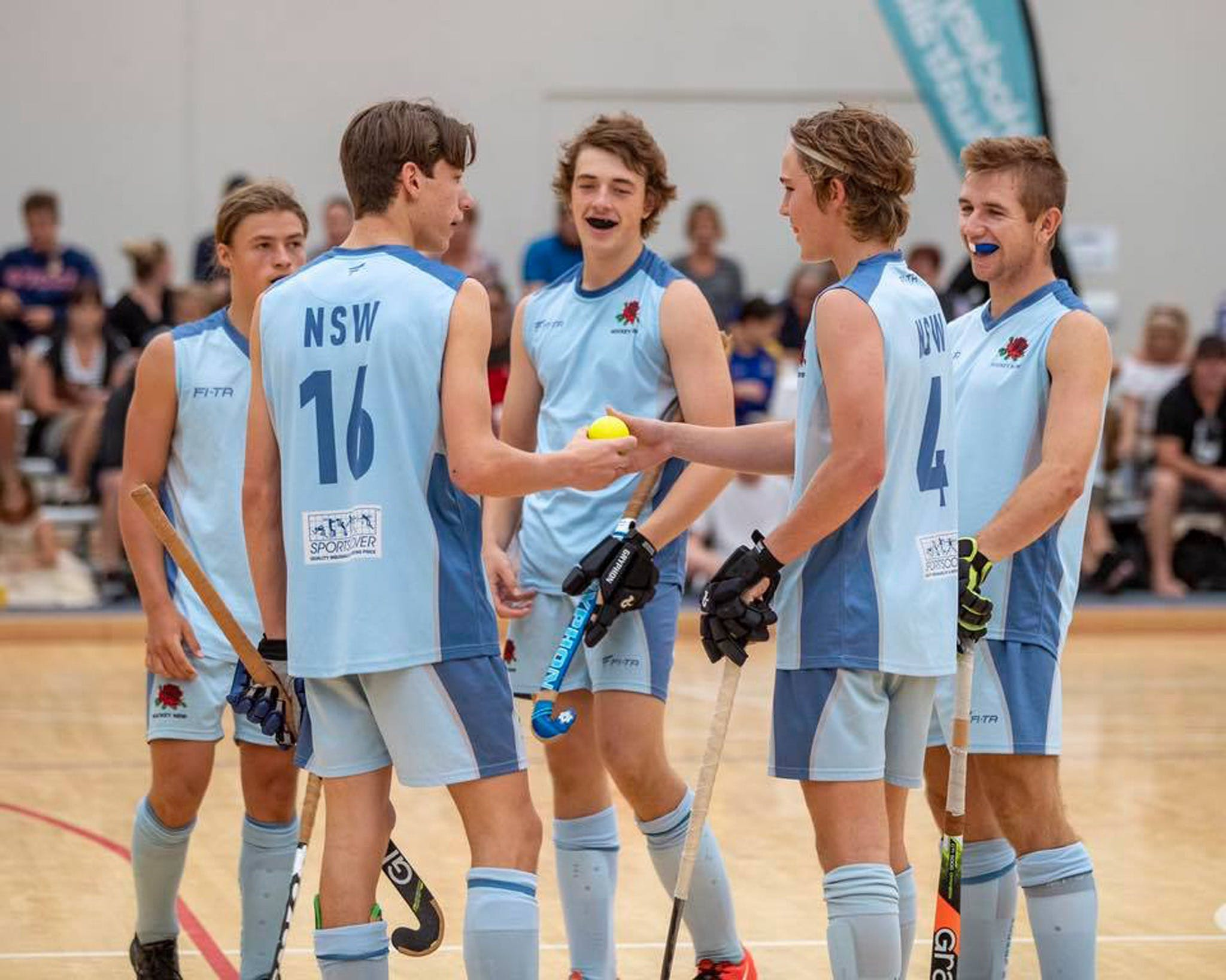 Hockey NSW Indoor State Championship  Open Men - Lightning Ridge Tourism