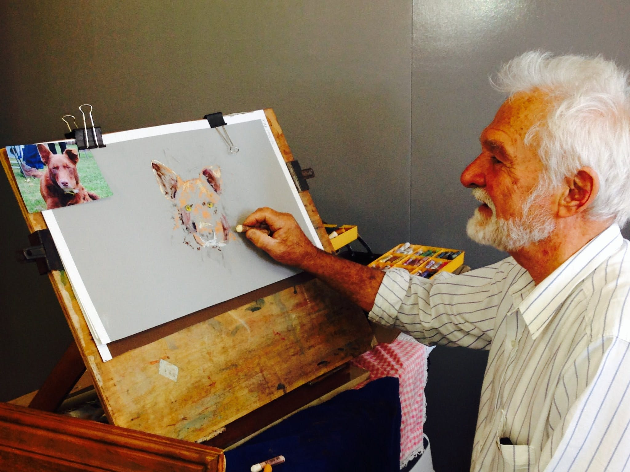 InStudio Art Trail - Lightning Ridge Tourism