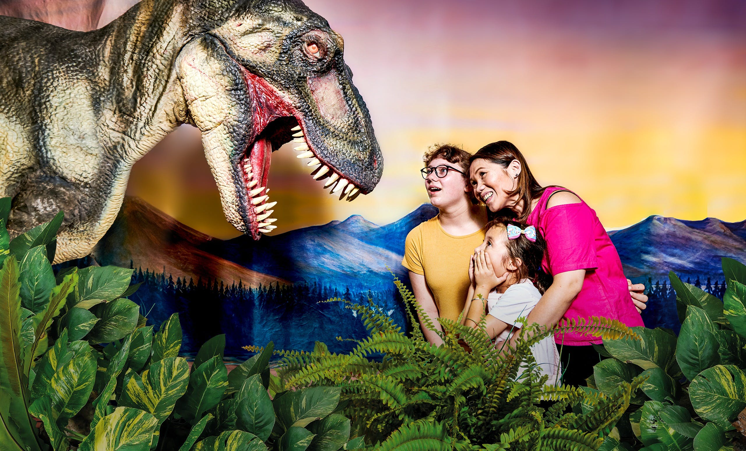 Meet the Dinosaurs at Scitech - Lightning Ridge Tourism