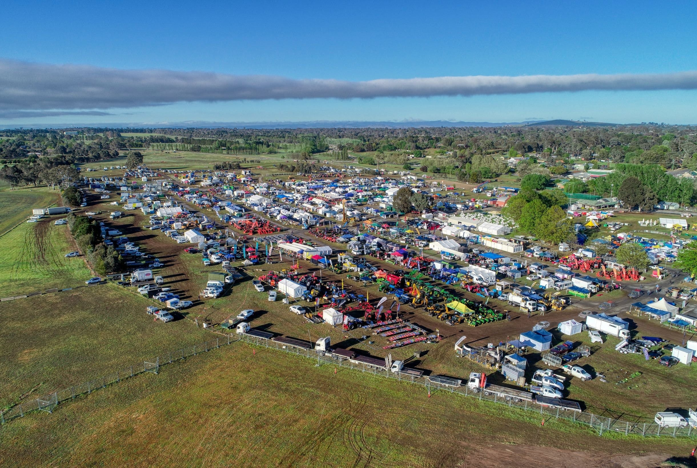 Murrumbateman Field Days - Lightning Ridge Tourism