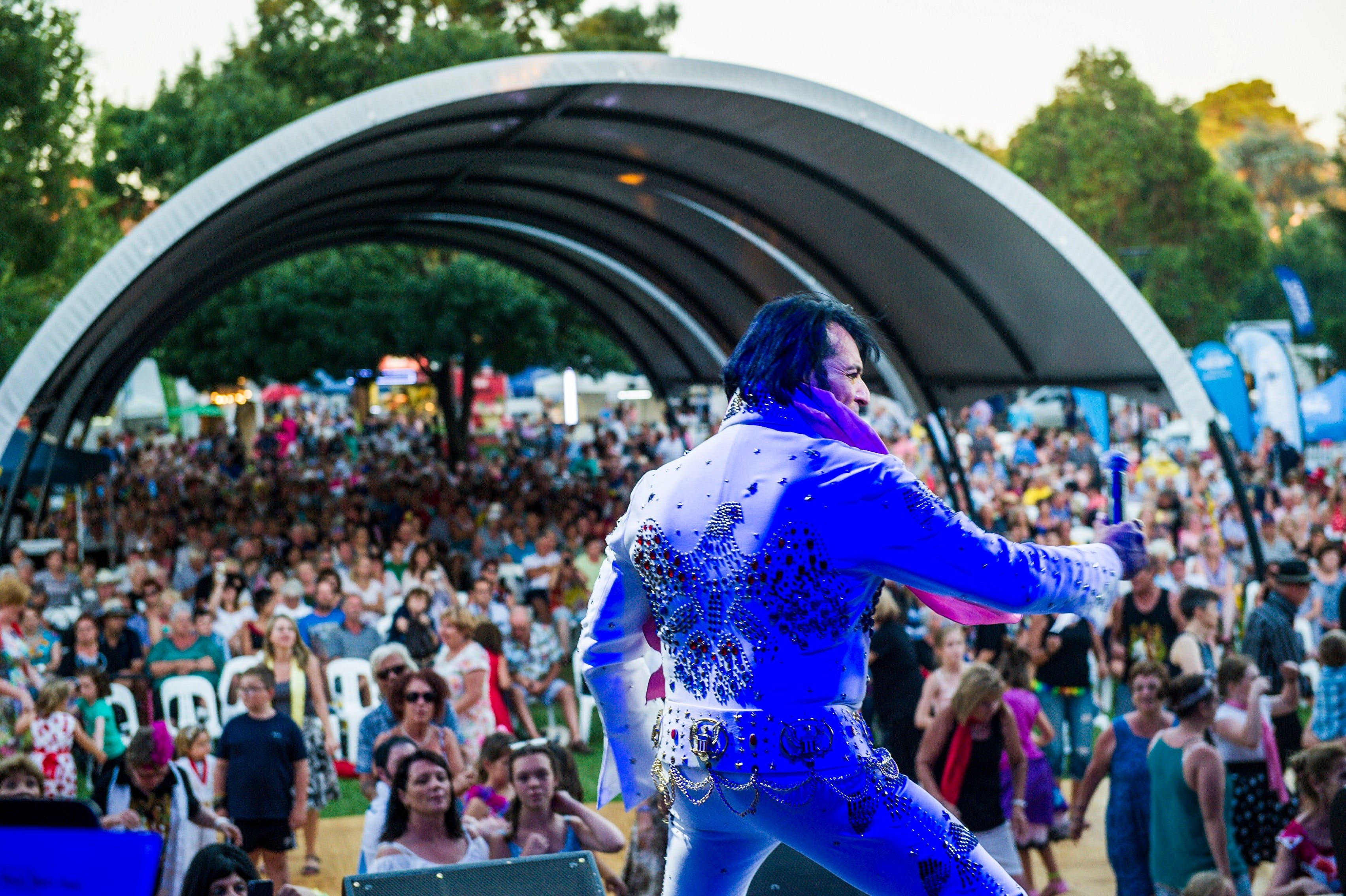 Parkes Elvis Festival - Lightning Ridge Tourism