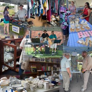 Port Stephens Market - Lightning Ridge Tourism
