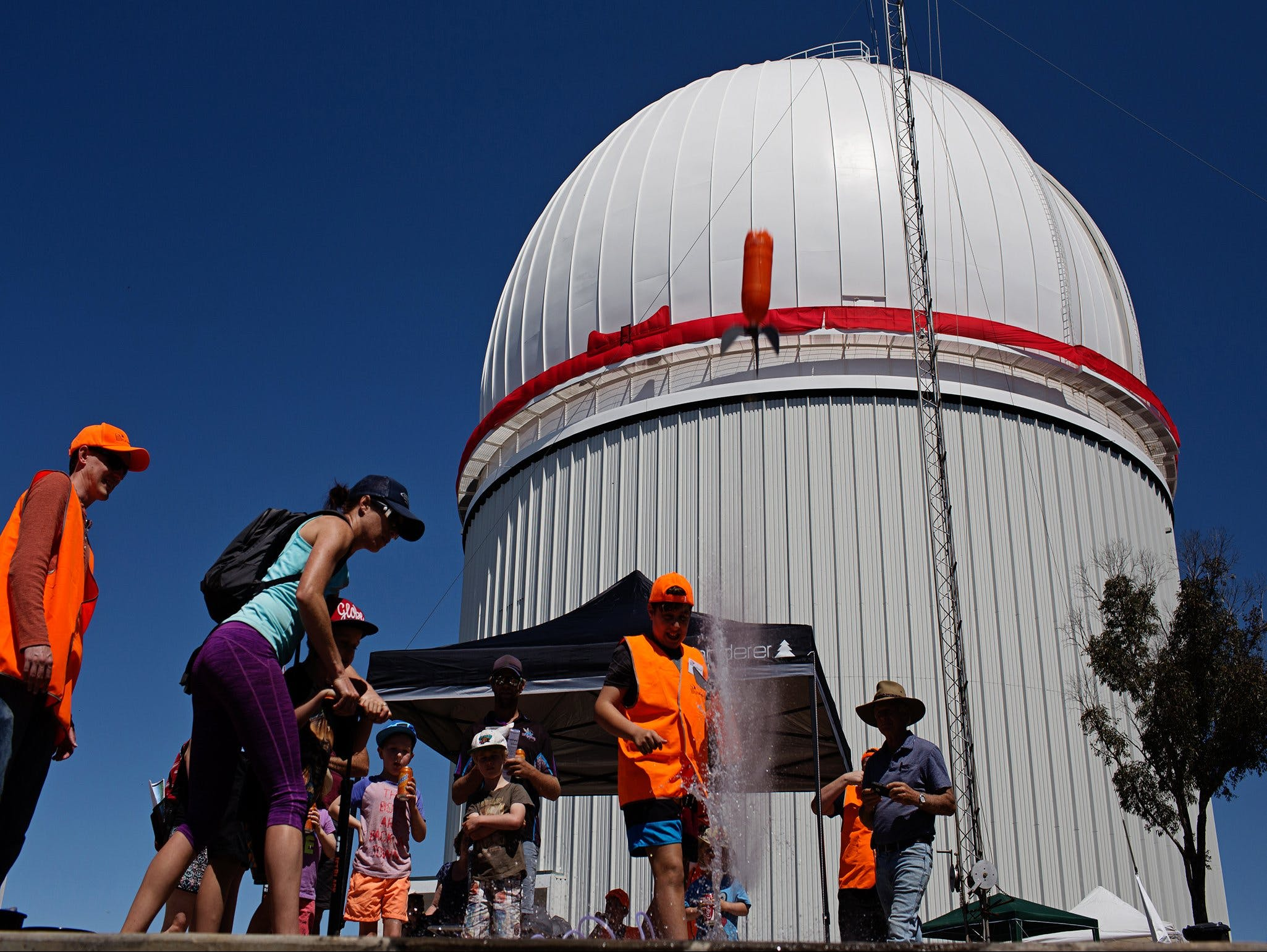 Siding Spring Observatory Open Day - Cancelled due to COVID 19 - Lightning Ridge Tourism