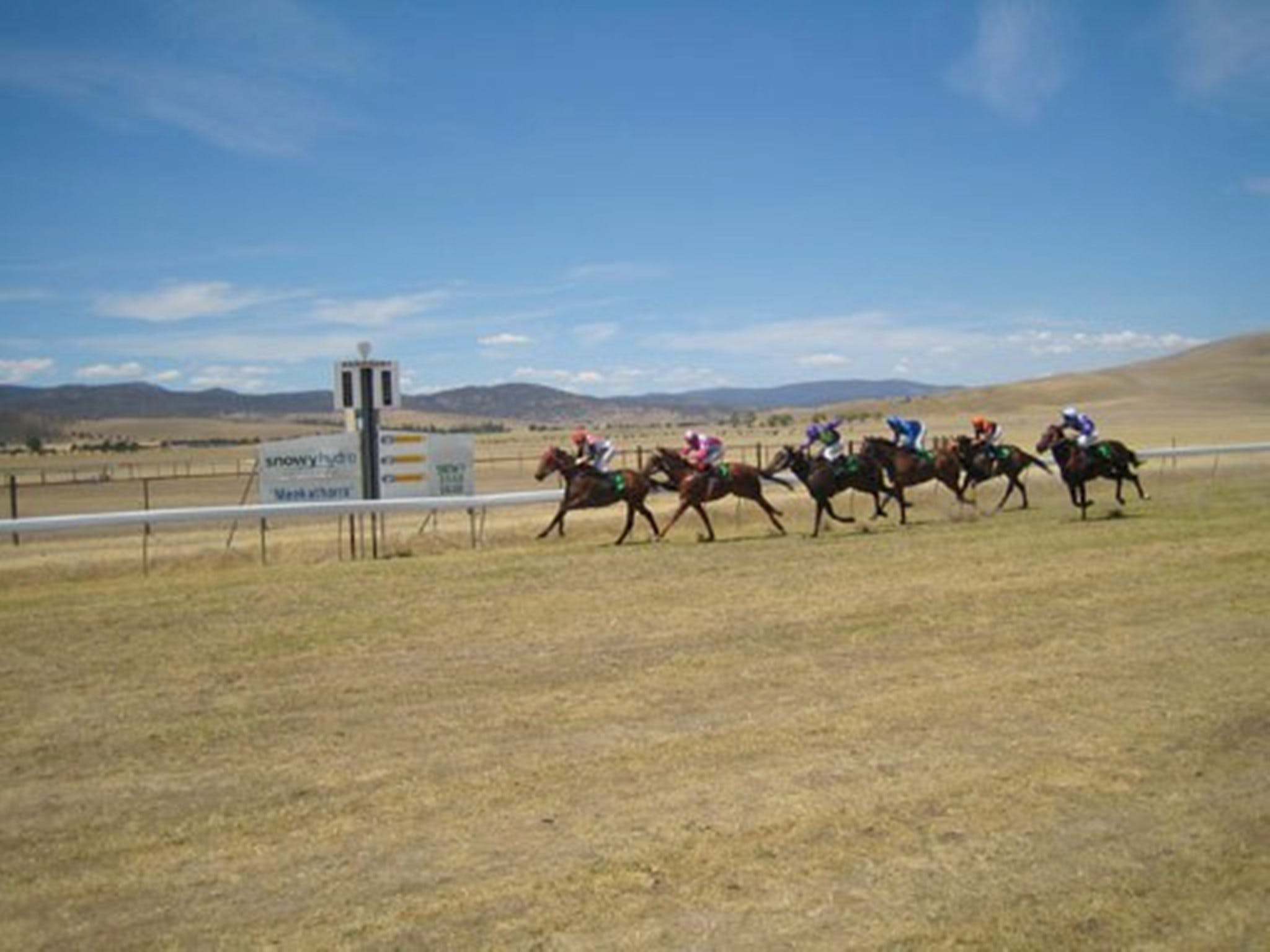 Adaminaby Cup Race Day - Lightning Ridge Tourism