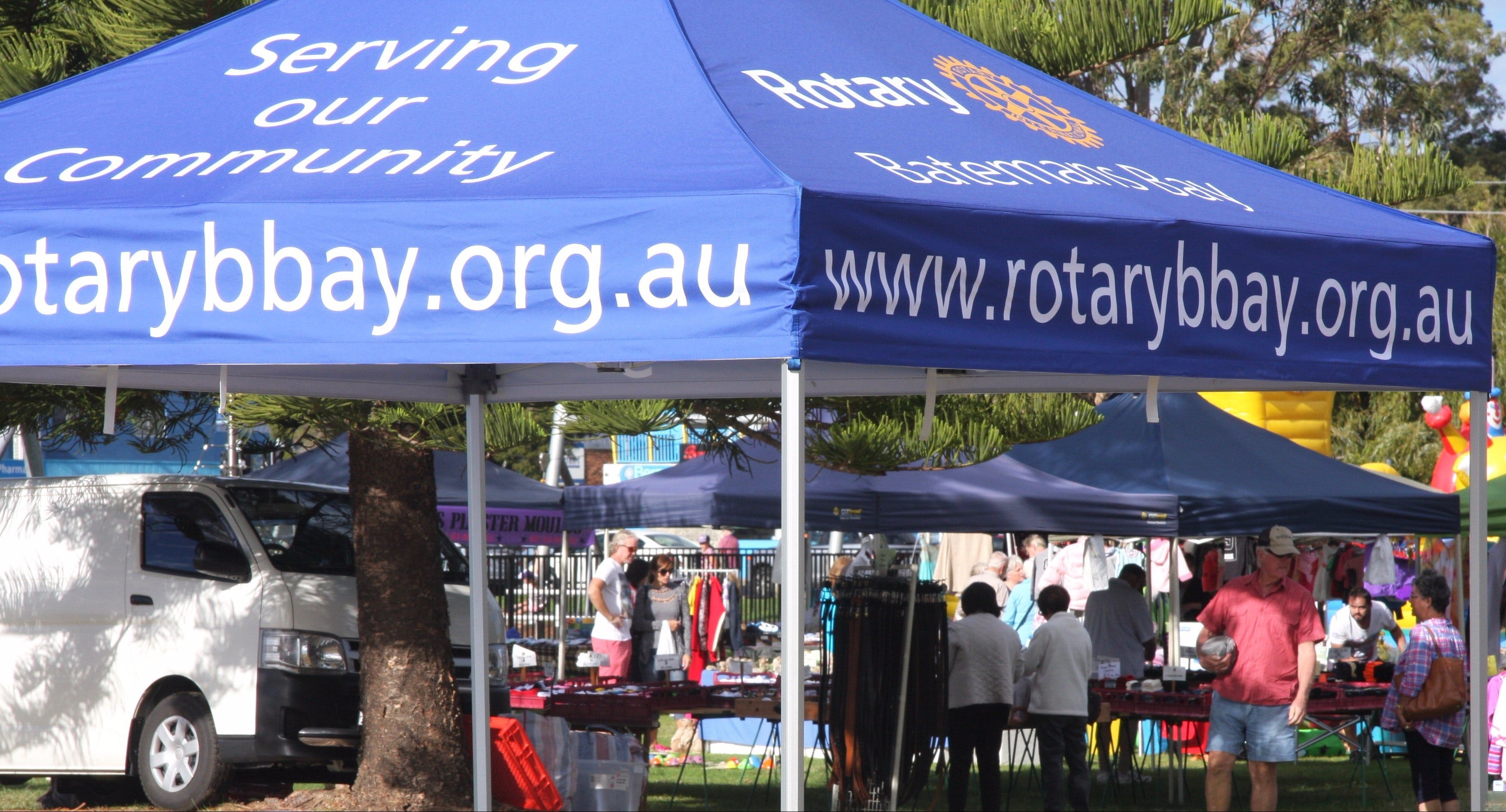 Batemans Bay Sunday Market - Lightning Ridge Tourism