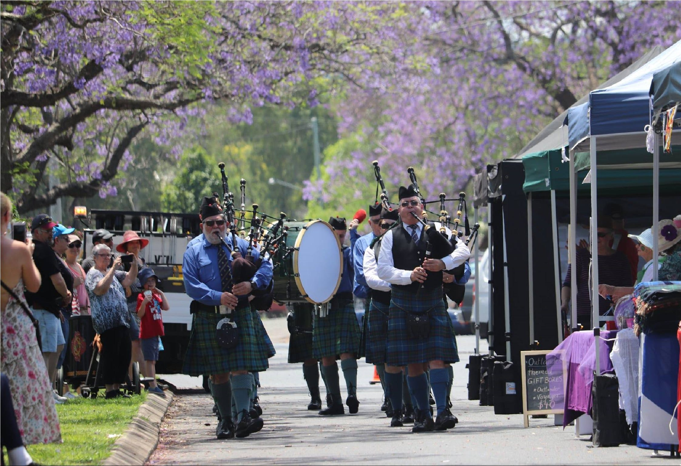 Celtic Festival of Queensland - Lightning Ridge Tourism