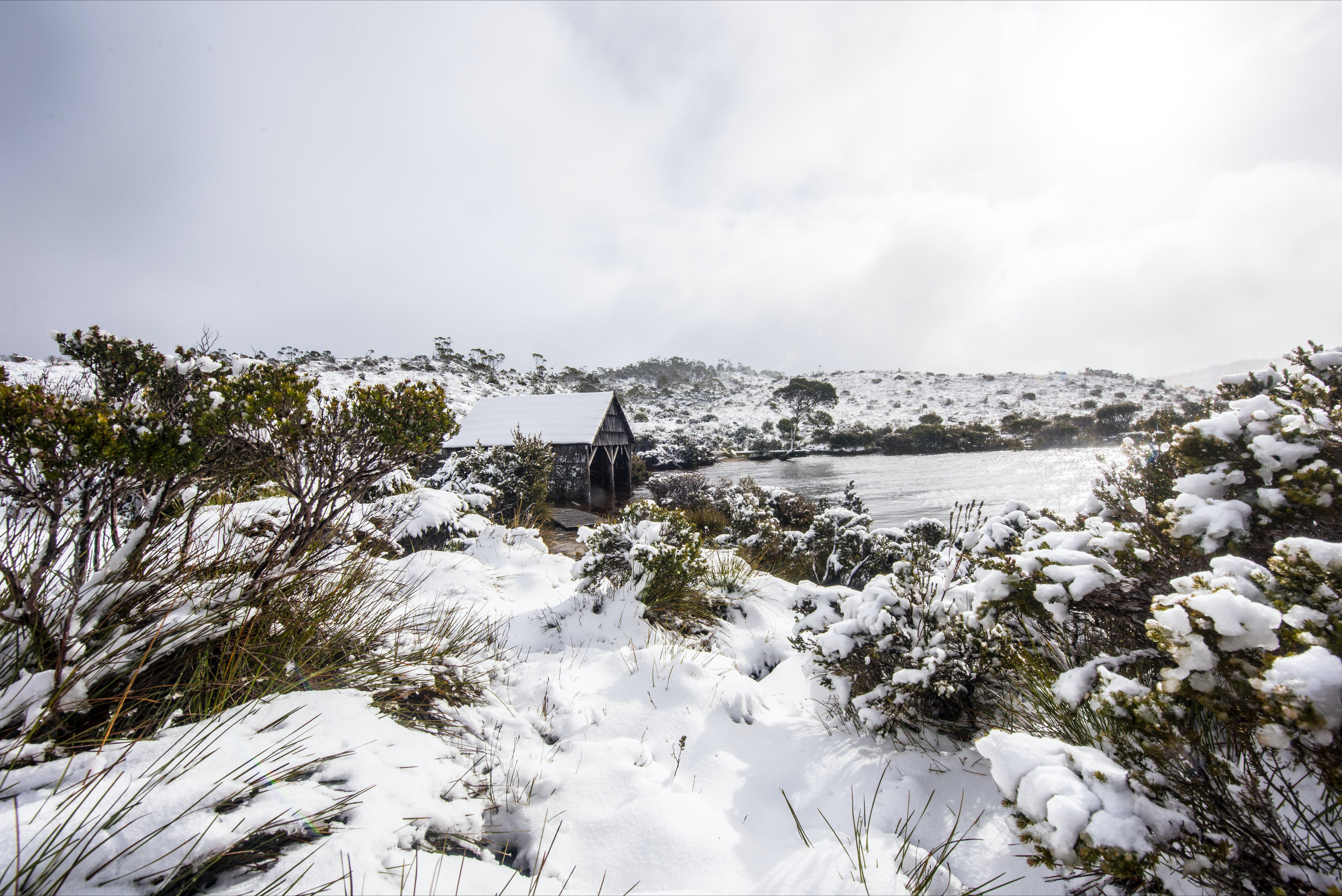 Christmas in July at Cradle Mountain Hotel 2020 - Lightning Ridge Tourism