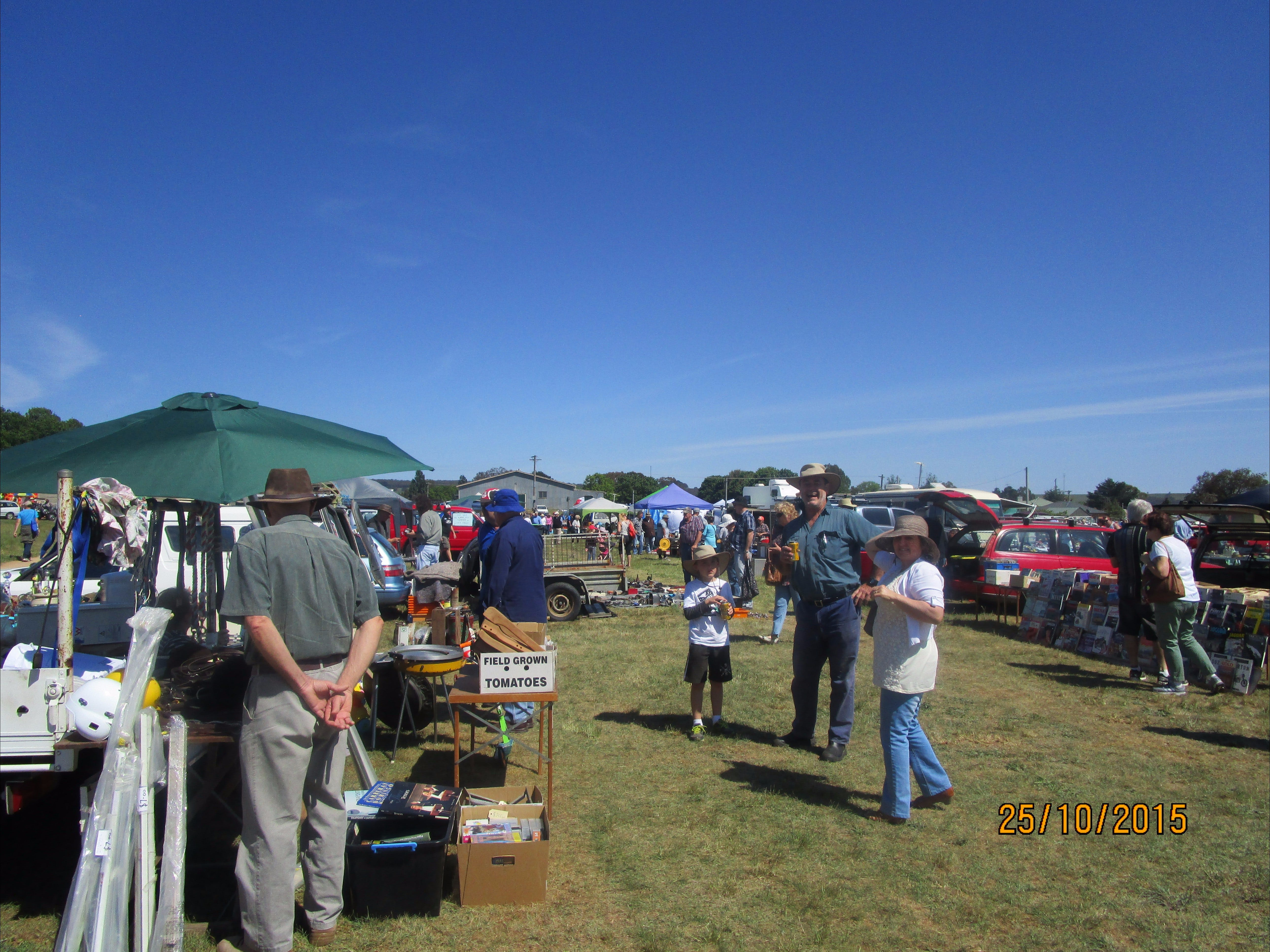 Crookwell Rotary Swap Meet and Market Day - Lightning Ridge Tourism