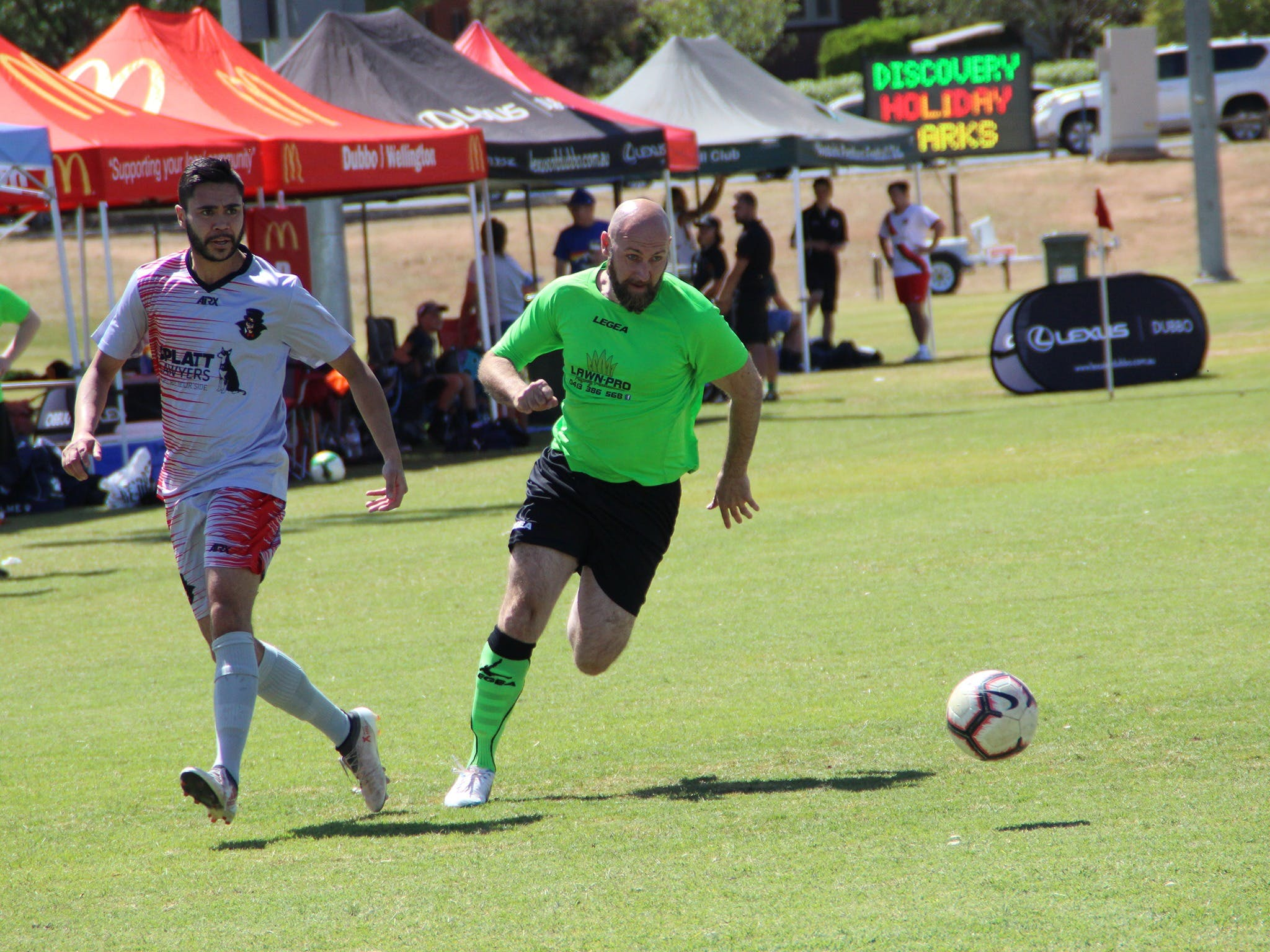 Dubbo Sixes Soccer Tournament - Lightning Ridge Tourism