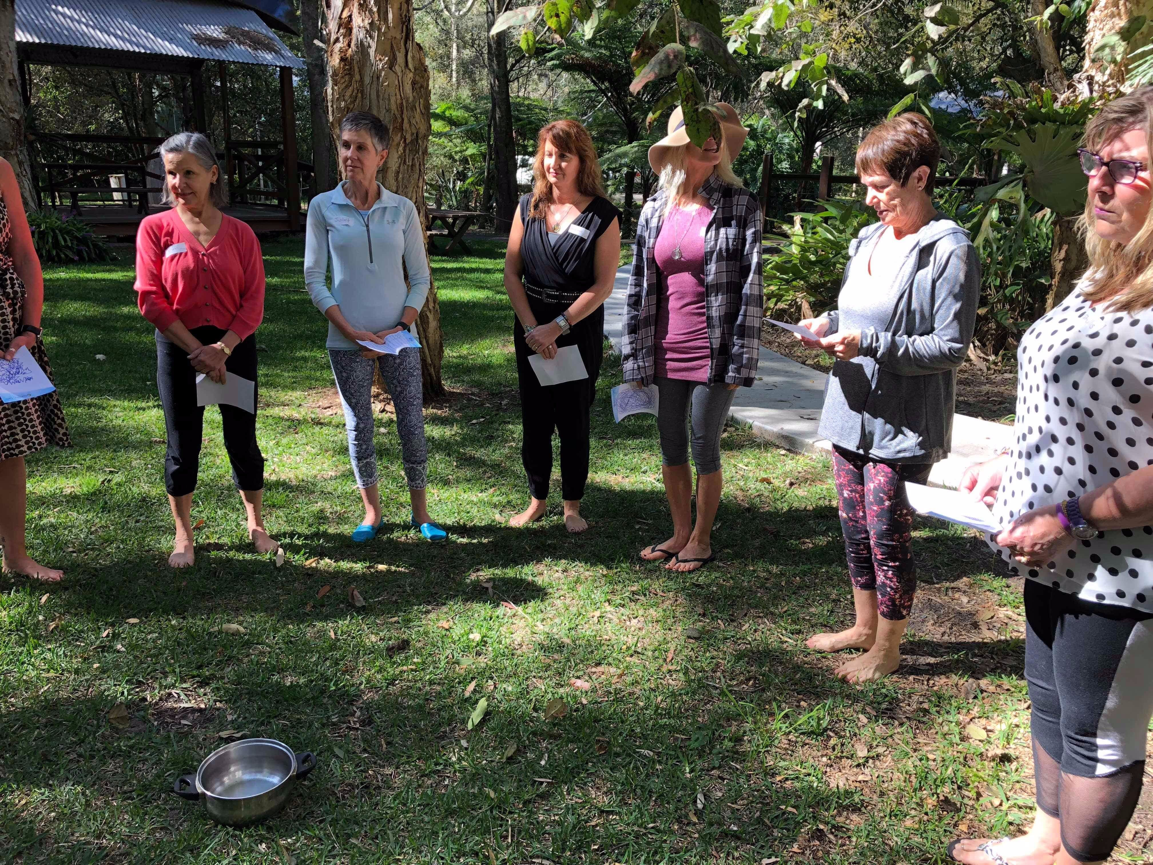 Empowering Women Weekend Wellness Retreat - Lightning Ridge Tourism