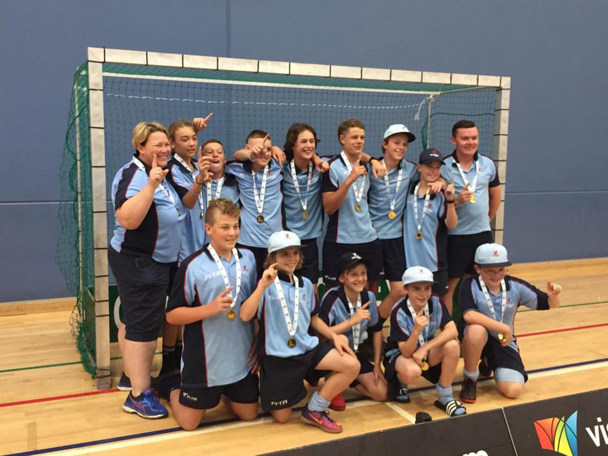Hockey NSW Indoor State Championship  Under 18 Boys - Lightning Ridge Tourism
