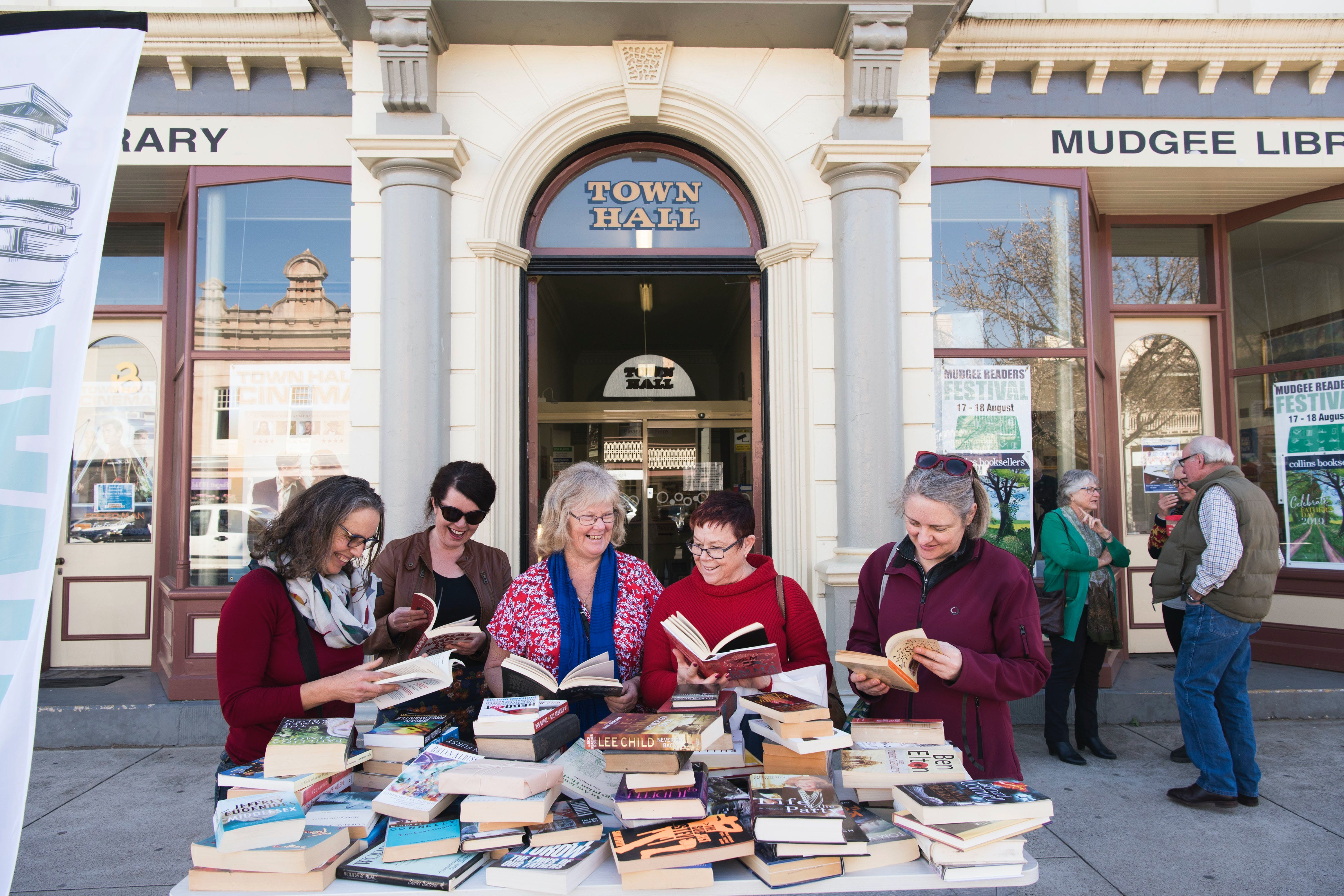 Mudgee Readers' Festival - Lightning Ridge Tourism