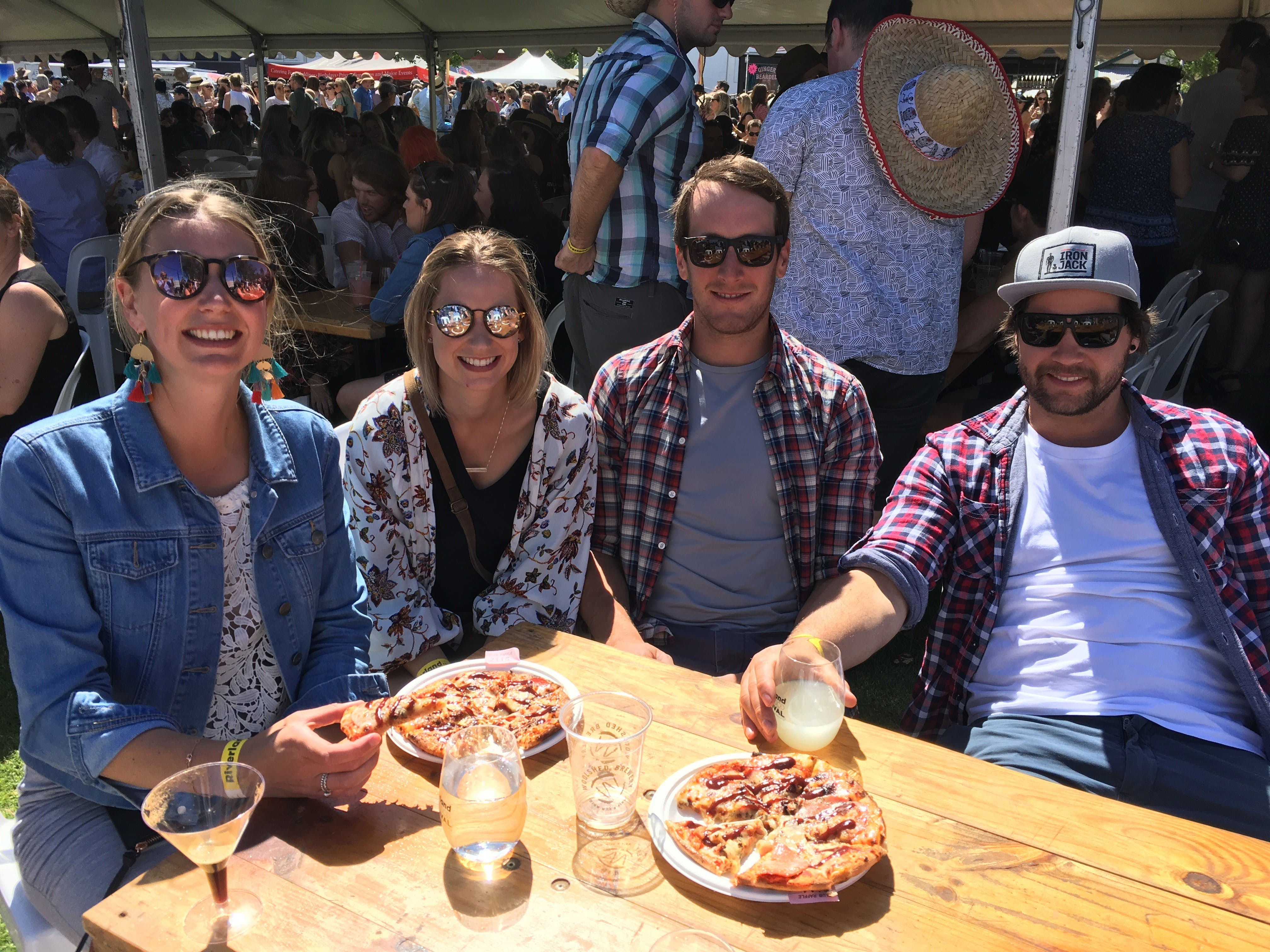Riverland Wine  Food Festival - Lightning Ridge Tourism