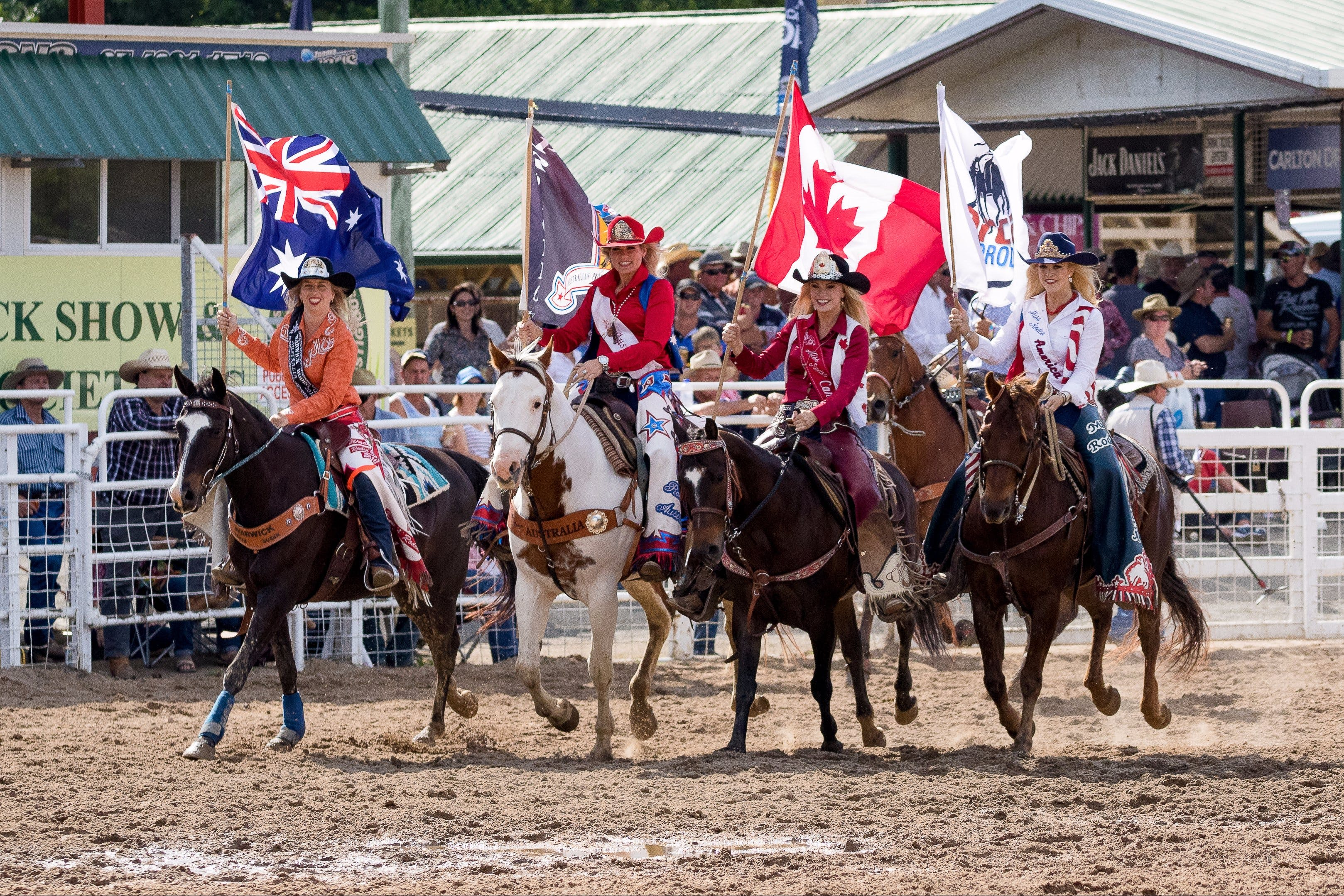 Warwick Rodeo National APRA National Finals and Warwick Gold Cup Campdraft - Lightning Ridge Tourism