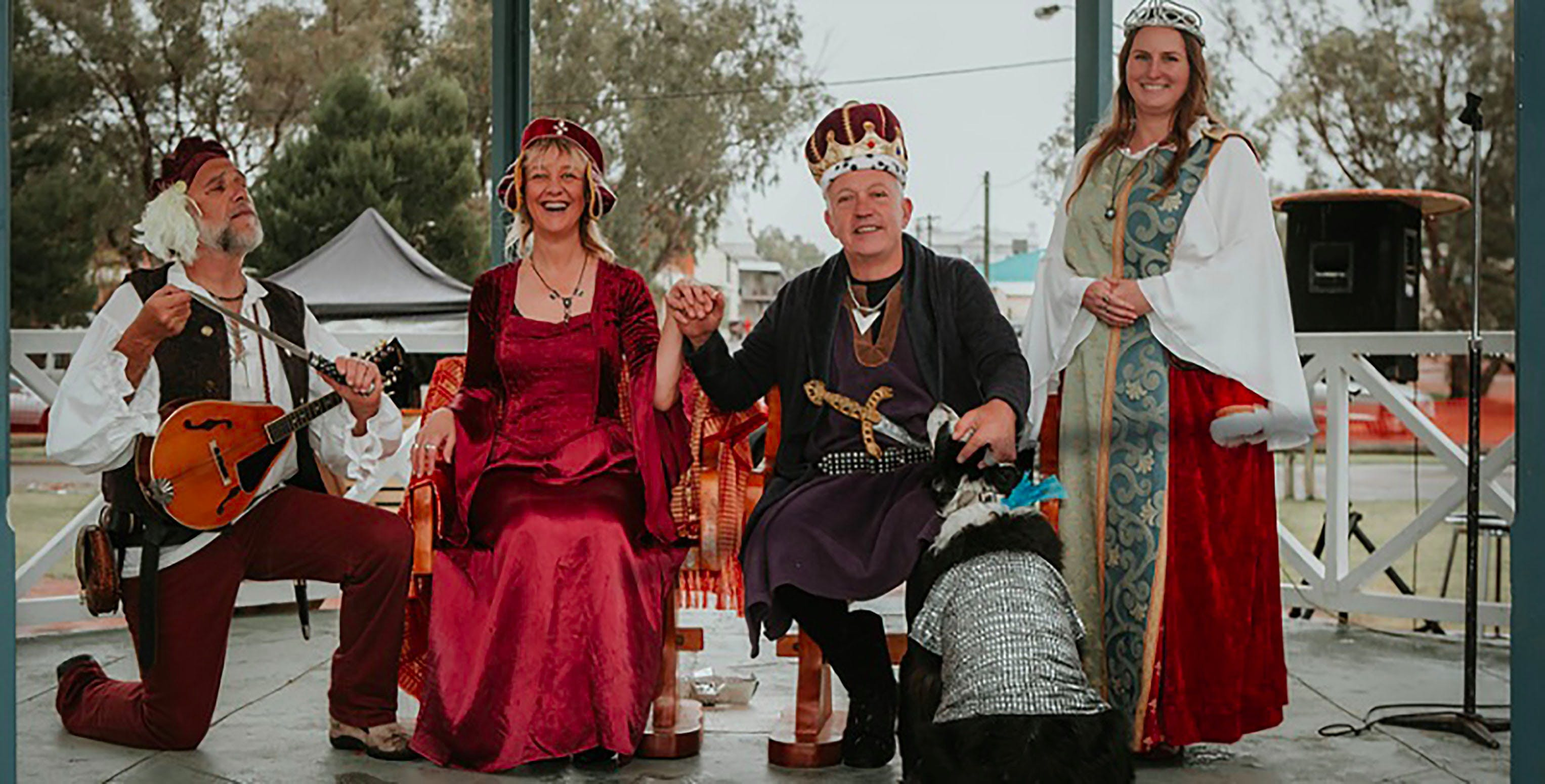 York Medieval Fayre - Lightning Ridge Tourism