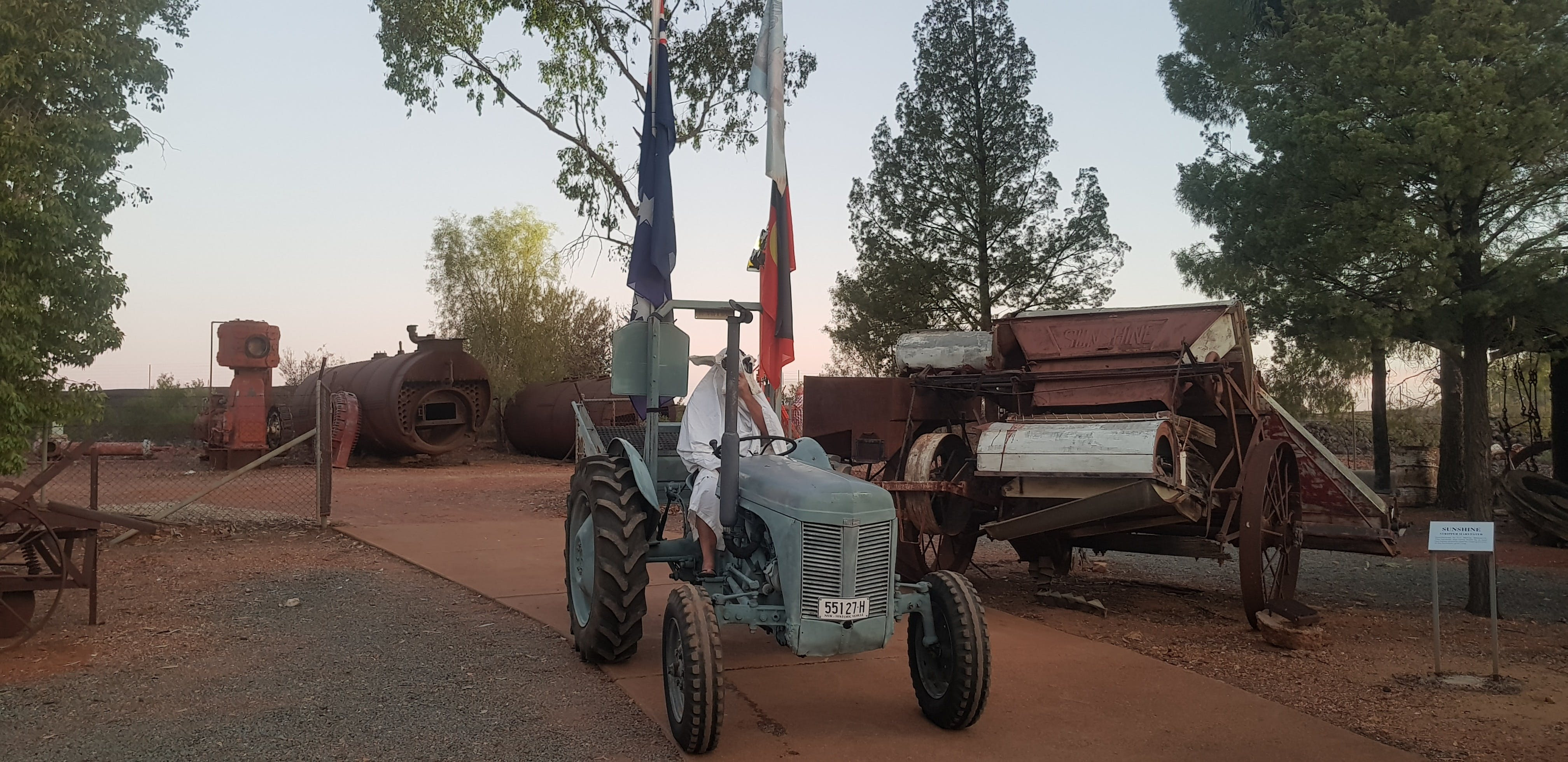 Festival of the Miner's Ghost. - Lightning Ridge Tourism