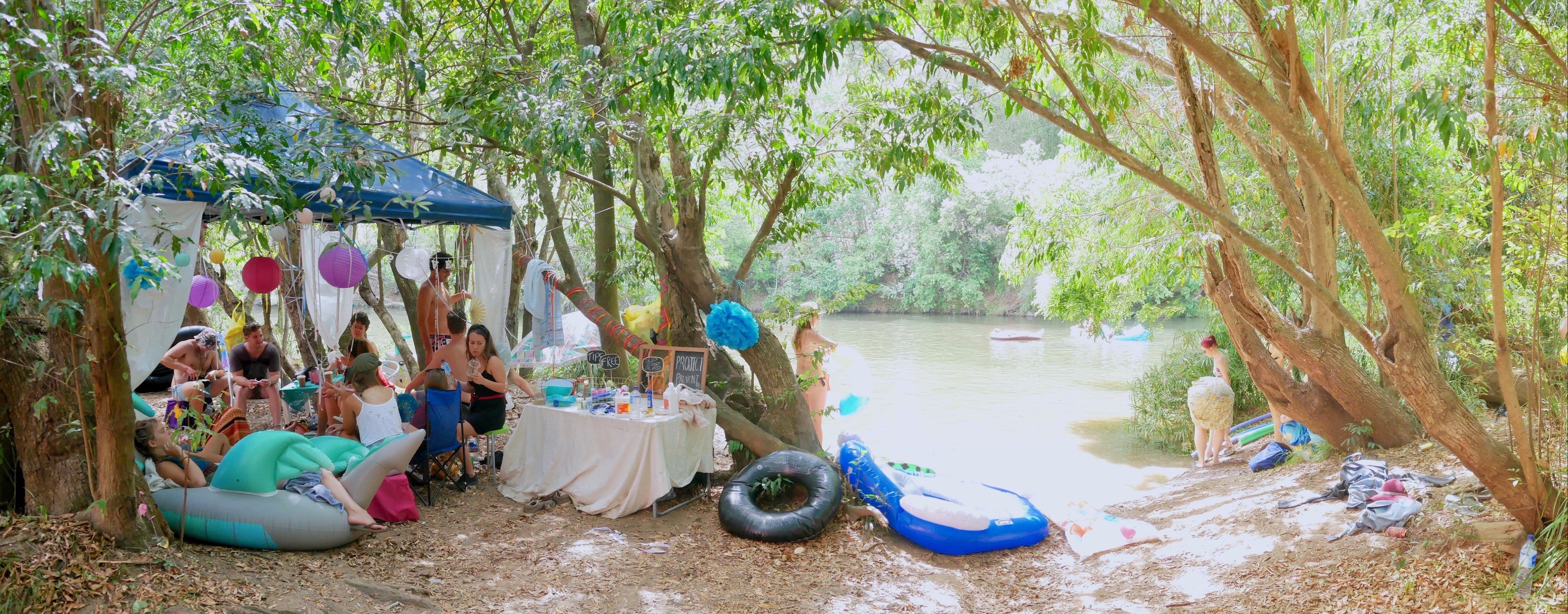Jungle Love Festival - Lightning Ridge Tourism