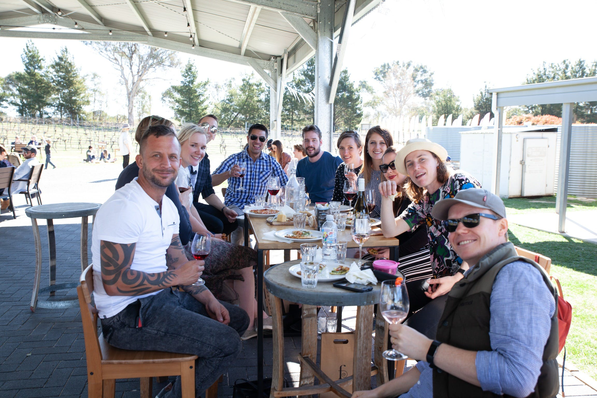 Murrumbateman Moving Feast - Lightning Ridge Tourism